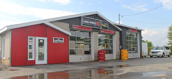 Garage Huppe Centre Mecanique Services Automobiles Victoriaville